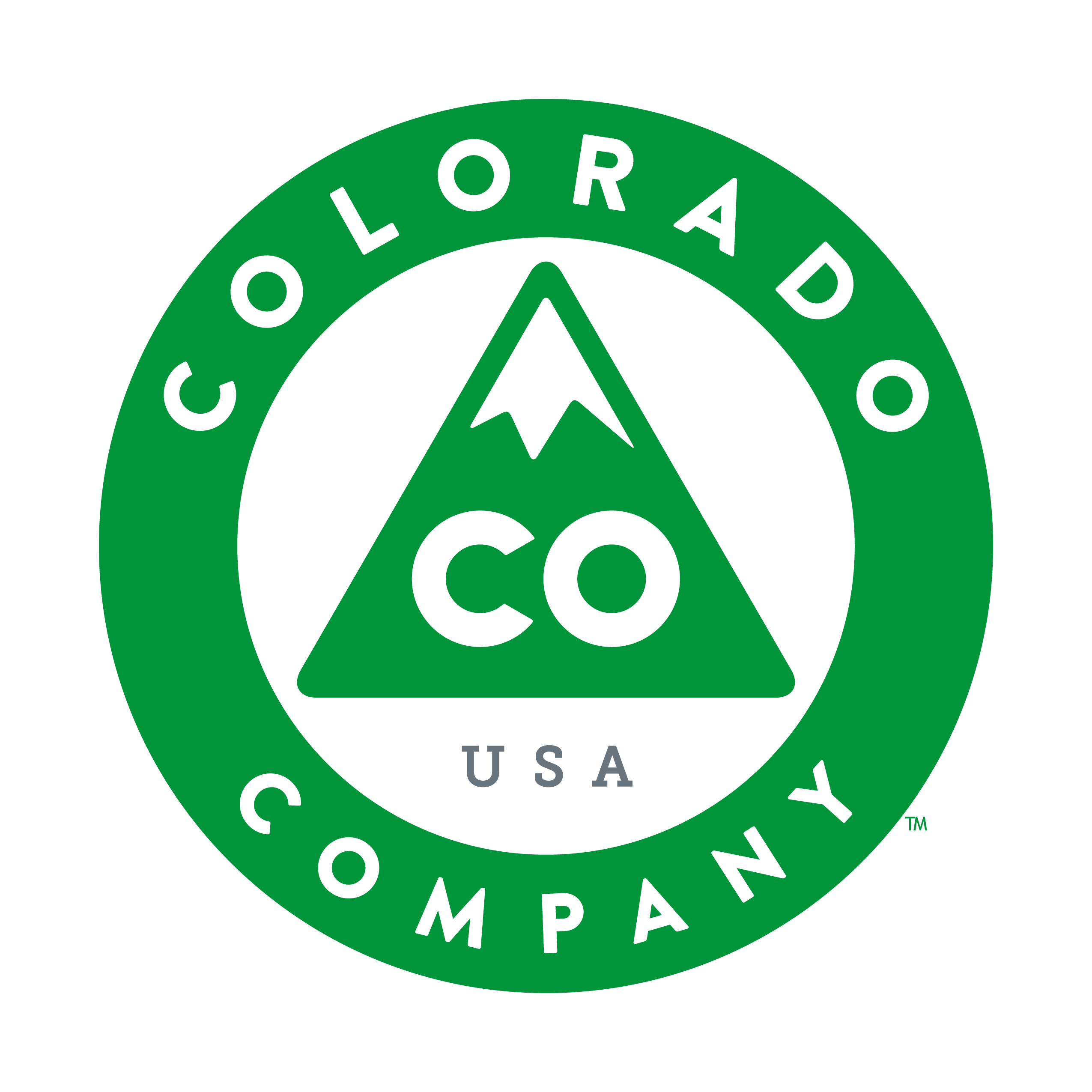Tall Guns is a Colorado company and displays the Colorado Company logo under license